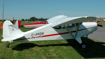 C-FFDS - Wag-Aero Wag-a-Bond - Private