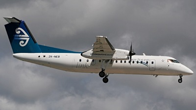 ZK-NEB - Bombardier Dash 8-Q311 - Air New Zealand Link (Air Nelson)