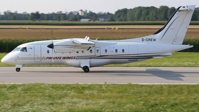 D-CREW - Dornier Do-328-110 - Private Wings