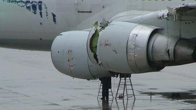 4X-ICM - Boeing 747-271C(SCD) - Cargo Air Lines (CAL)