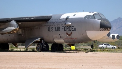 52-003 - Boeing NB-52A Stratofortress - United States - US Air Force (USAF)