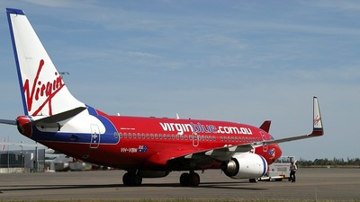 VH-VBN - Boeing 737-76N - Virgin Blue Airlines