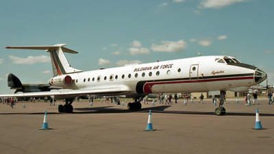 LZ-D-050 - Tupolev Tu-134A - Bulgaria - Air Force
