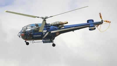 JBP - Aérospatiale SA 319B Alouette III - France - Gendarmerie