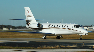 N606SV - Cessna 680 Citation Sovereign - Private