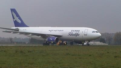 SU-BMZ - Airbus A300B4-203(F) - Khalifa Airways Cargo