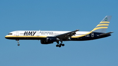 C-GMYC - Boeing 757-258 - HMY Airways