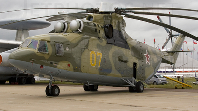 07 - Mil Mi-26 Halo - Russia - Air Force