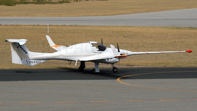 VH-FGO - Diamond DA-42 Twin Star - Fugro Airborne Surveys