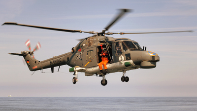 83-11 - Westland Sea Lynx Mk.88A - Germany - Navy