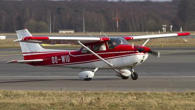 OO-WIU - Reims-Cessna F172M Skyhawk - Private