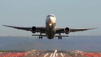 N153DL - Boeing 767-3P6(ER) - Delta Air Lines