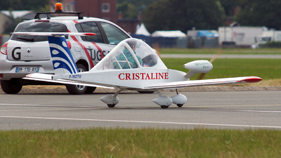 F-WZTU - Colomban MCR-15 Cri Cri - Private