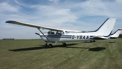 G-YBAA - Reims-Cessna FR172J Reims Rocket - Private