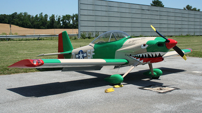 A picture of N671RS - Van's RV4 - [1151] - © theskyhorse