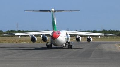 LZ-HBB - British Aerospace BAe 146-200 - Hemus Air