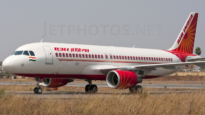 VT-EDD - Airbus A320-214 - Air India
