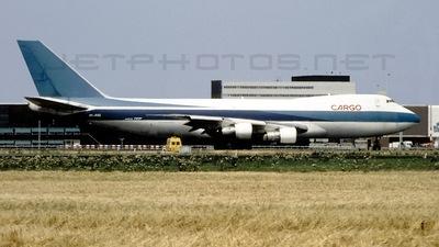 4X-AXG - Boeing 747-258B(SF) - El Al Cargo
