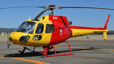 VH-ELP - Aérospatiale AS 350B Ecureuil - Surf Life Saving Services Queensland