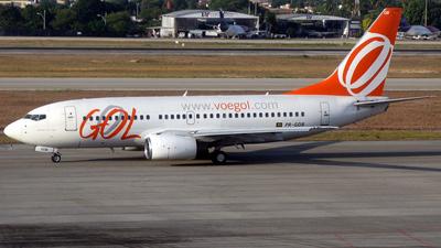PR-GOB - Boeing 737-75B - GOL Linhas Aereas