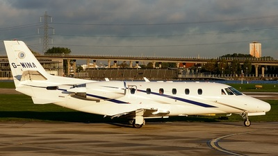 G-WINA - Cessna 560XL Citation Excel - Private