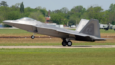 04-4067 - Lockheed Martin F-22A Raptor - United States - US Air Force (USAF)