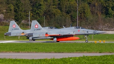 J-3067 - Northrop F-5E Tiger II - Switzerland - Air Force