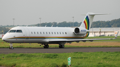 N135BC - Bombardier CRJ-100SE - Private