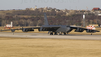 60-0041 - Boeing B-52H Stratofortress - United States - US Air Force (USAF)