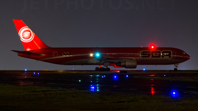YL-LCY - Boeing 767-3Y0(ER) - SBA Airlines (SmartLynx Airlines)