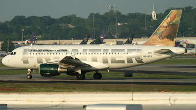 N945FR - Airbus A319-111 - Frontier Airlines