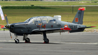 89 - Socata TB-30 Epsilon - France - Air Force