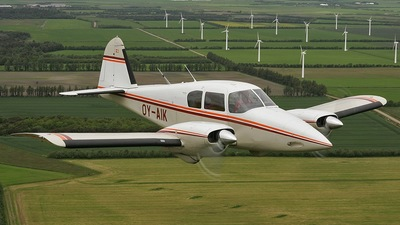 OY-AIK - Piper PA-23-160 Apache - Private