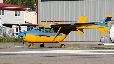C-FBTI - Cessna 337F Super Skymaster - Kootenay Direct Airlines