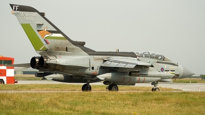 ZA543 - Panavia Tornado GR.4 - United Kingdom - Royal Air Force (RAF)