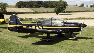 A picture of GBLWY - Robin R2160 Alpha Sport - [176] - © Wallace Shackleton