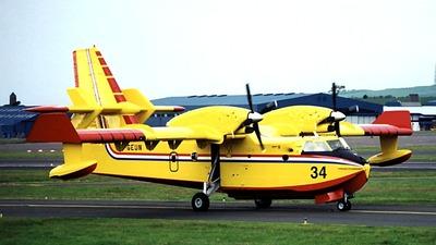 C-GEUN - Bombardier CL-415 - Bombardier Aerospace