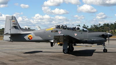 FAC2263 - Embraer AT-27 Tucano - Colombia - Air Force