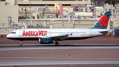 N621AW - Airbus A320-231 - America West Airlines