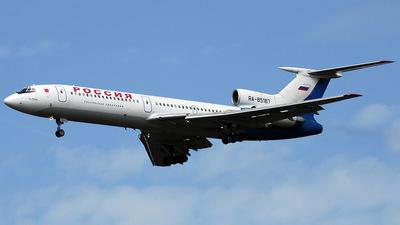 RA-85187 - Tupolev Tu-154M - Rossiya Airlines