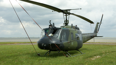 72-37 - Bell UH-1D Iroquois - Germany - Army
