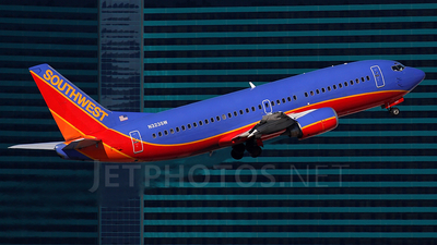 N323SW - Boeing 737-3H4 - Southwest Airlines