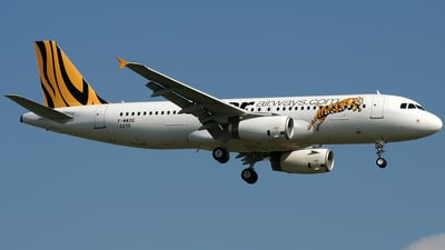 F-WWDE - Airbus A320-232 - Tiger Airways Australia