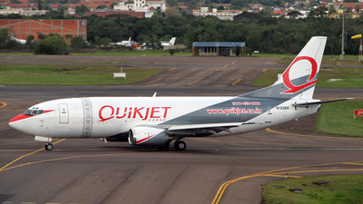 N103KH - Boeing 737-3M8(SF) - QuikJet Cargo Airlines