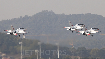 08-028 - KAI T-50 Golden Eagle - South Korea - Air Force