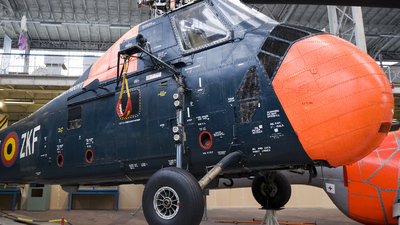 B6 - Sud-Est HSS-1 - Belgium - Air Force
