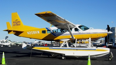 N208KW - Cessna 208 Caravan - Seaplanes of Key West
