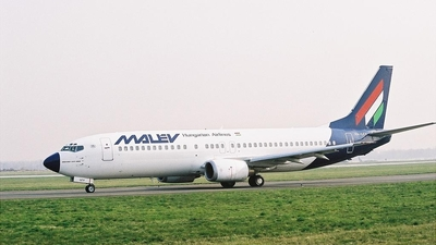 HA-LEY - Boeing 737-4Y0 - Malév Hungarian Airlines
