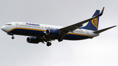 EI-CSM - Boeing 737-8AS - Ryanair