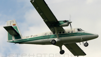 PNC-0202 - De Havilland Canada DHC-6-300 Twin Otter - Colombia - Police